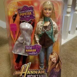 Hannah Montana Doll